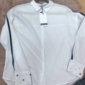 Zara - NWT Button Down